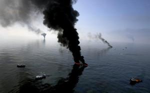 BP原油流出