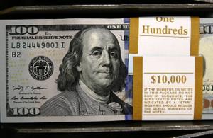 100ドル札の危機